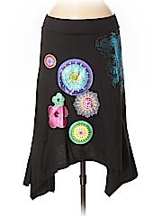 Desigual Women Casual Skirt Size M (Tall)
