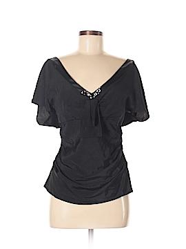 XOXO Short Sleeve Blouse Size M