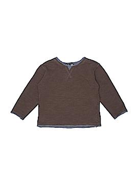 Marcel et Leon Long Sleeve T-Shirt Size 4