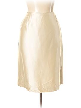 STUDIO by Tahari-Levine Silk Skirt Size 12
