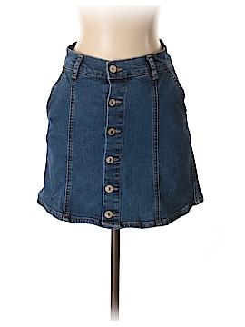 MNG Denim Skirt Size XS