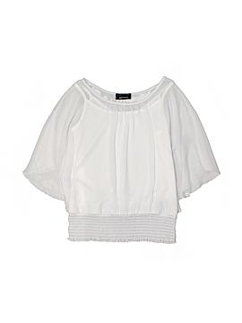 Amy's Closet Short Sleeve Blouse Size 14