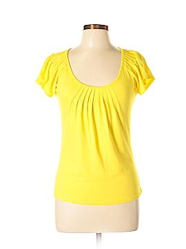 Etcetera Short Sleeve Top Size M