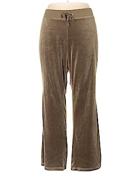 New York & Company Velour Pants Size XXL
