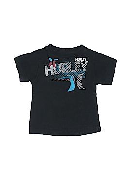 Hurley Short Sleeve T-Shirt Size 24 mo