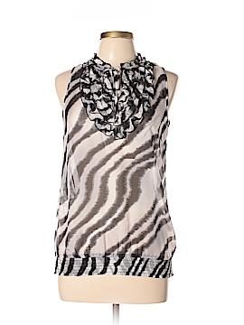 Esprit Sleeveless Silk Top Size M