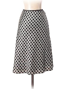 INC International Concepts Silk Skirt Size 4