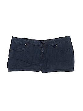 City Streets Denim Shorts Size 11