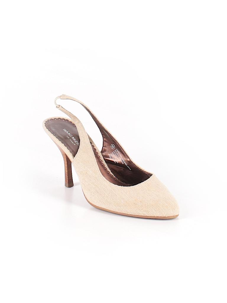 9f8a376753ee Isaac Mizrahi for Target Solid Beige Heels Size 8 1 2 - 66% off ...