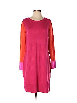 Eliza J Casual Dress Size L (Petite)