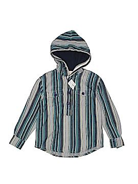 Peek... Long Sleeve Button-Down Shirt Size 4 - 5