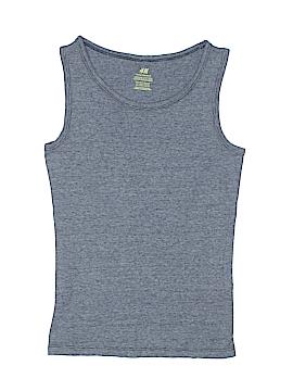 H&M Sleeveless T-Shirt Size 6