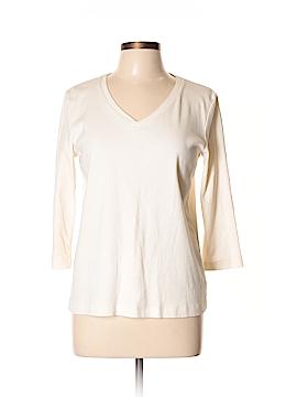 Preswick & Moore 3/4 Sleeve T-Shirt Size L