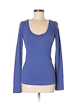 Language Long Sleeve T-Shirt Size M