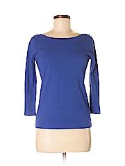 J. Crew Women 3/4 Sleeve T-Shirt Size S