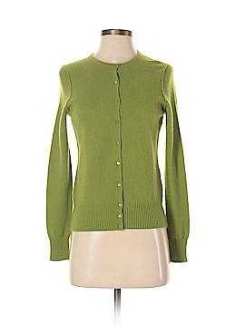 Sutton Cashmere Cashmere Cardigan Size S