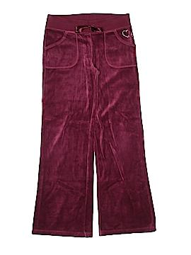 SO Velour Pants Size 8