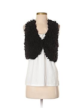 Olsenboye Faux Fur Vest Size S (Youth)