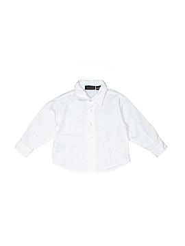 Claiborne Long Sleeve Button-Down Shirt Size 2T - 2