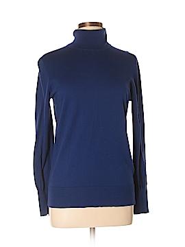Lands' End Canvas Turtleneck Sweater Size L
