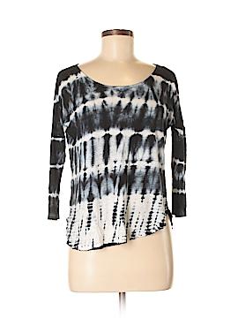 Velvet 3/4 Sleeve T-Shirt Size S