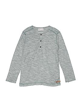 Zara Long Sleeve Henley Size 5 - 6