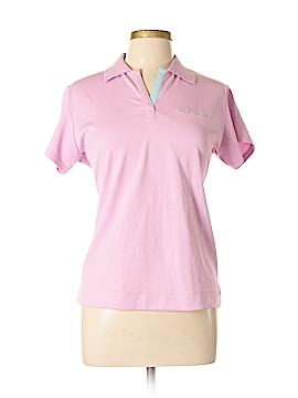 Sport Haley Short Sleeve Polo Size L