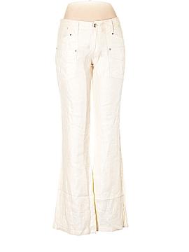 Joe's Jeans Linen Pants 28 Waist