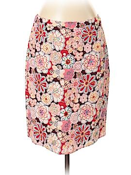 Jon Silk Skirt Size 8