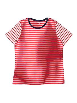Lands' End Short Sleeve T-Shirt Size 14 - 16