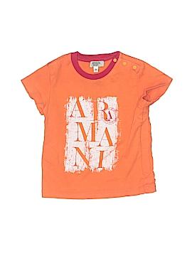 Armani Baby Short Sleeve T-Shirt Size 18 mo