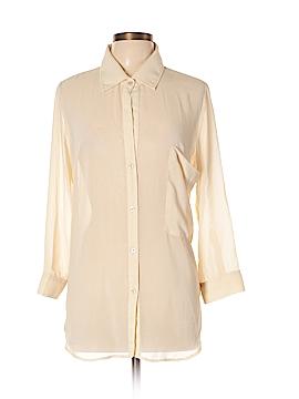 Luxe Apothetique Long Sleeve Blouse Size L