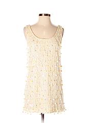 Adrienne Vittadini Women Sleeveless Top Size S