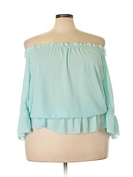 Ralph Lauren 3/4 Sleeve Blouse Size 2X (Plus)