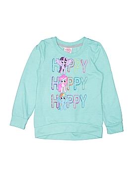 My Little Pony Sweatshirt Size 6X