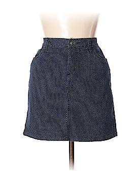 Earl Jean Denim Skirt Size 10