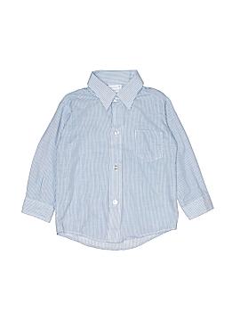 Imp Originals Long Sleeve Button-Down Shirt Size 3T