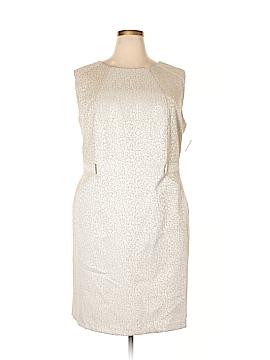Calvin Klein Casual Dress Size 24 (Plus)