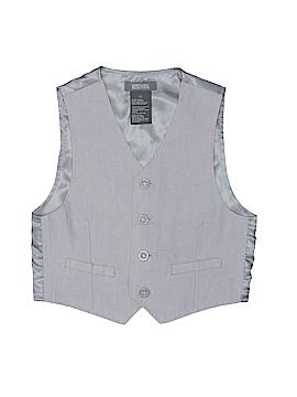 Kenneth Cole REACTION Tuxedo Vest Size 4T