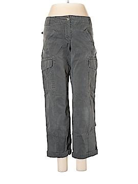 Lands' End Canvas Cargo Pants Size 6