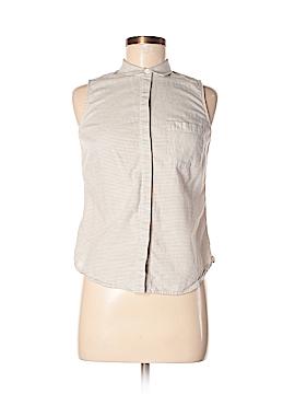 An Original Penguin by Munsingwear Sleeveless Button-Down Shirt Size S