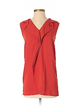Lanvin Sleeveless Blouse Size 34 (FR)