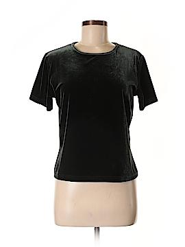 Valerie Stevens Short Sleeve Top Size M