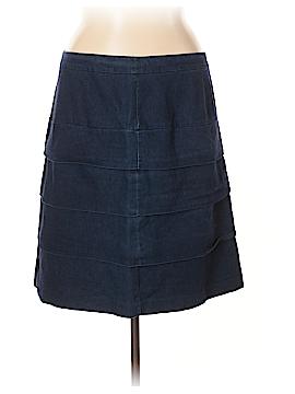 DressBarn Denim Skirt Size 16