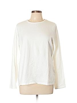 Lands' End Long Sleeve T-Shirt Size L