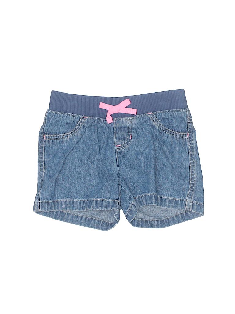 Jumping Beans Girls Denim Shorts Size 5