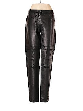 Tibi Leather Pants Size 2