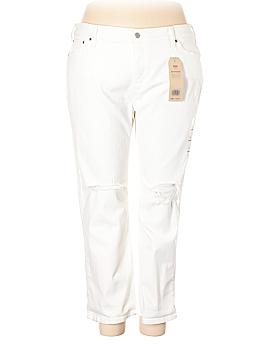 Levi Strauss Signature Jeans Size 24W