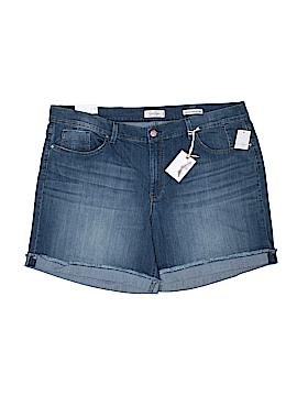 Jessica Simpson Denim Shorts Size 22 (Plus)