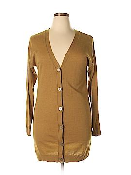 Tarnish Wool Cardigan Size M